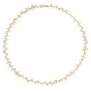 Gargantilla oro 18 quilates